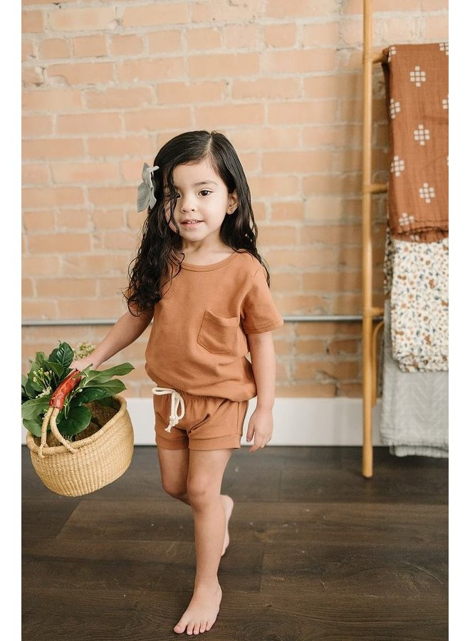Honey Cotton Shorts