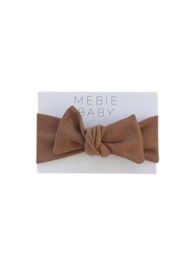 Organic Cotton Ribbed Head Wrap