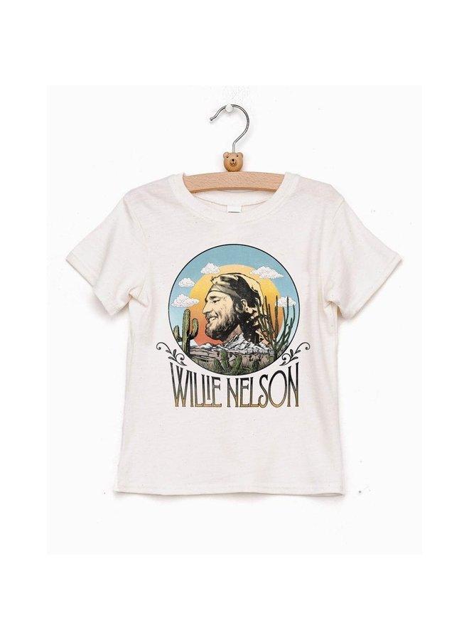 Willie in The Sky Kids Tee