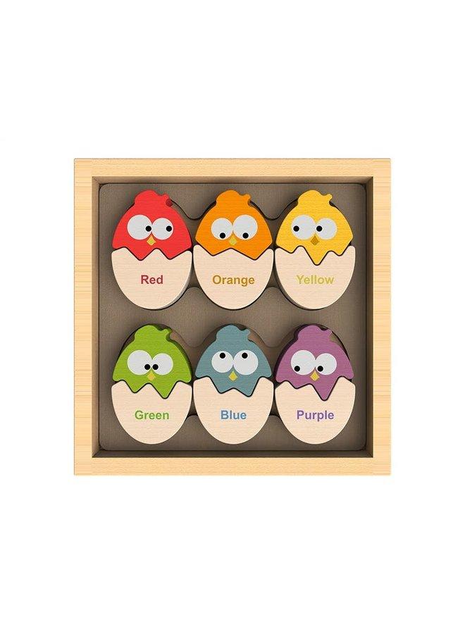Color N'  Eggs