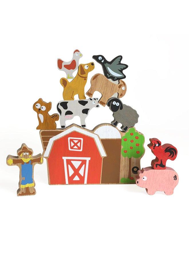 Balance Barn Game