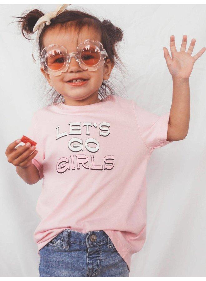 Let's Go Girls Toddler Tee