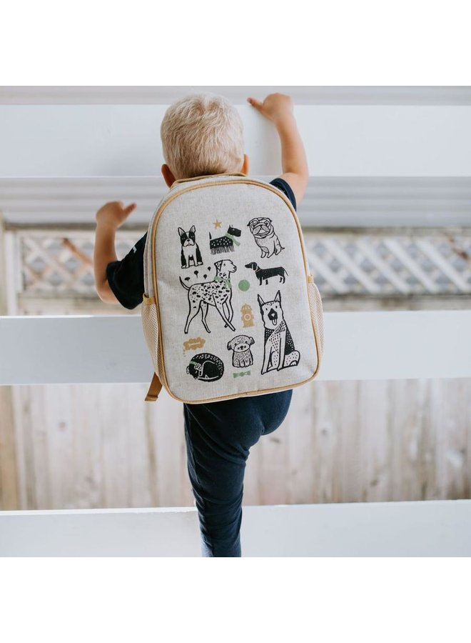 Puppy Toddler Backpack