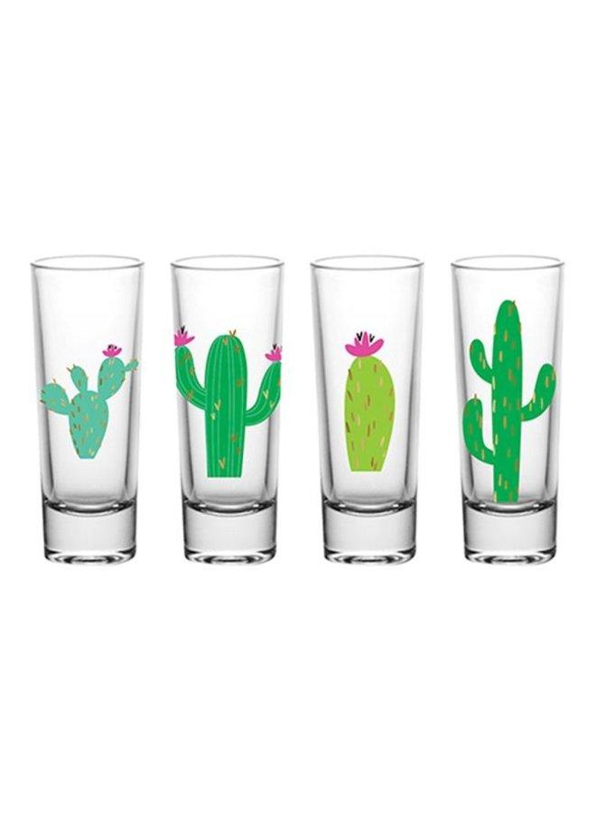 Cactus Shot Glass Pack