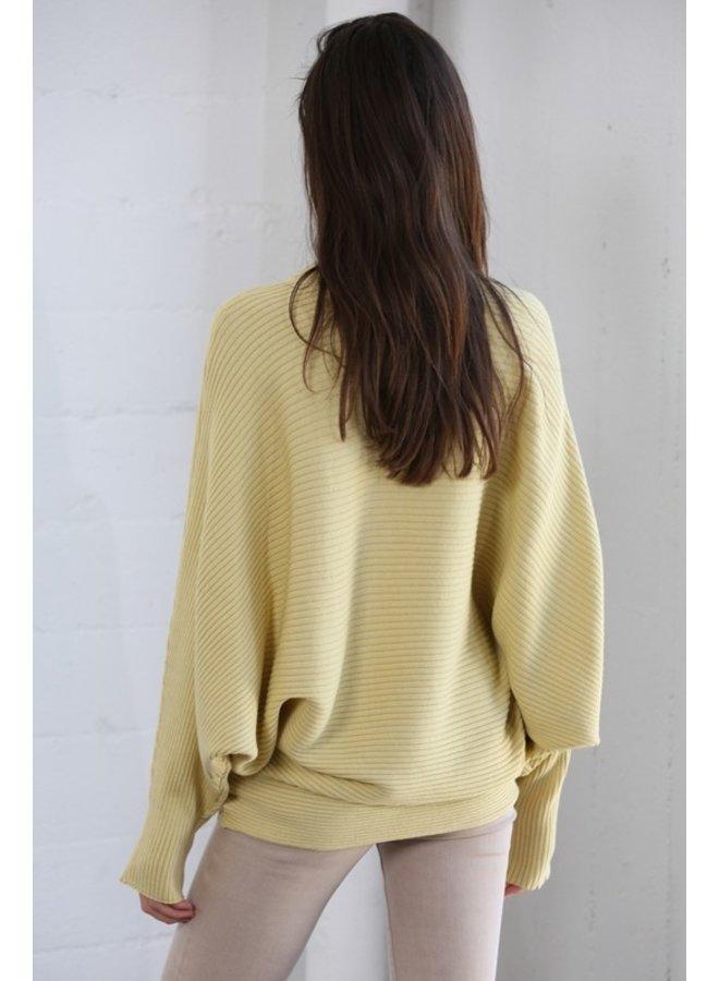 Batwing Oversized Sweater