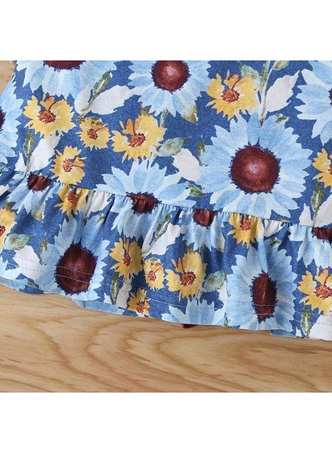 2-Piece Floral Set