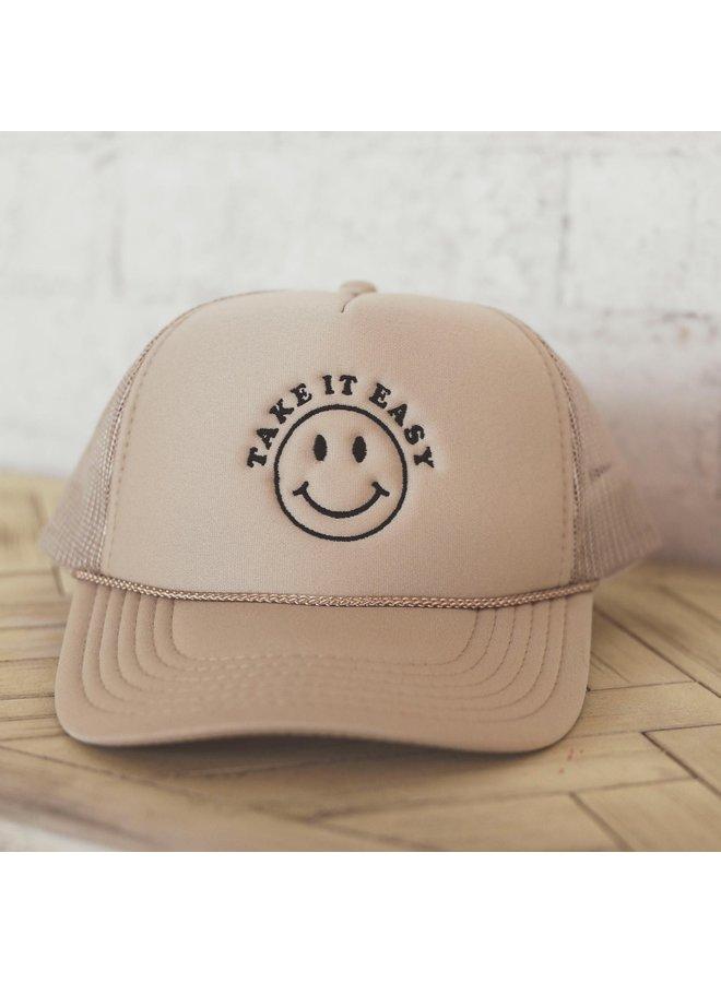 """""""Take It Easy"""" Trucker Hat"""