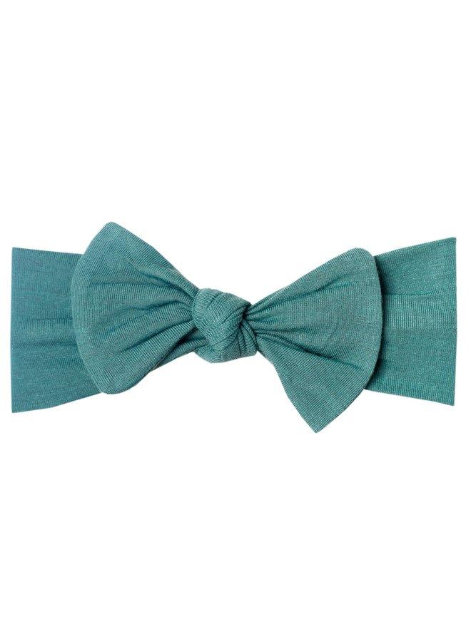 Knit Headband Bow