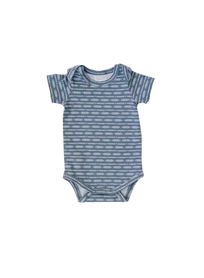 Horizon Short Sleeve Bodysuit