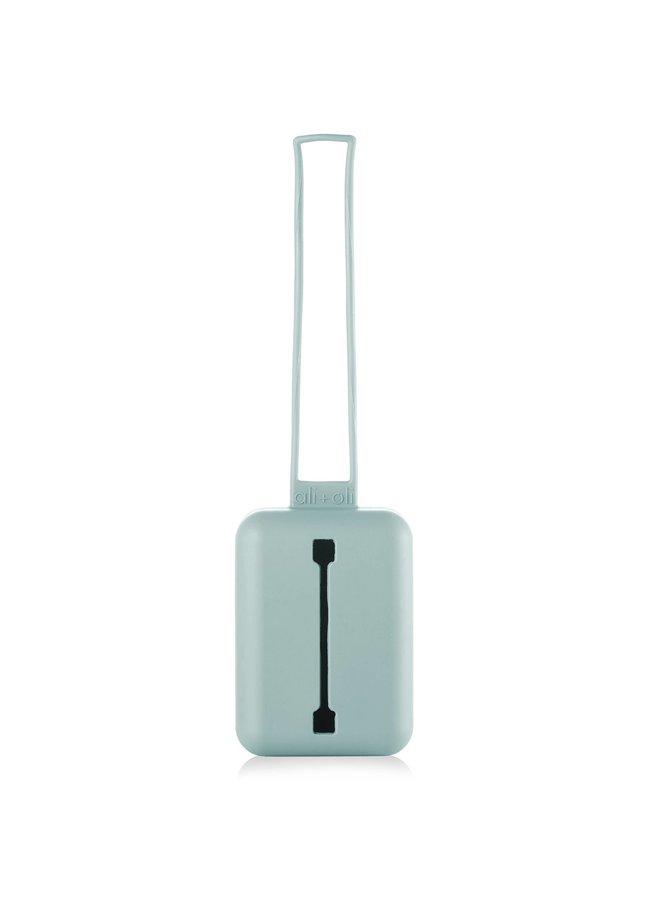Zipper-less Pacifier Holder Case