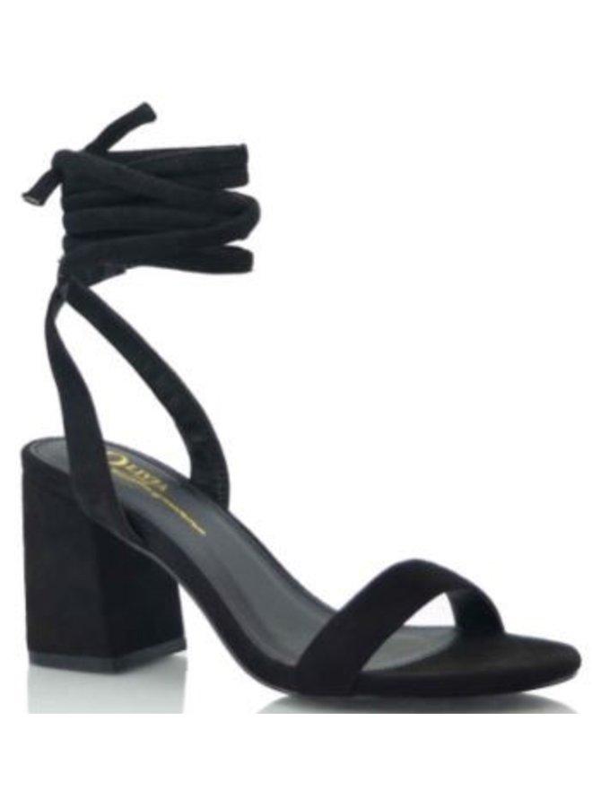 Ivonne Ankle Strap Heel