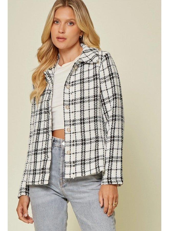 Tweed Jacket