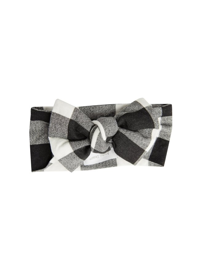 Buffalo Checkered Headband