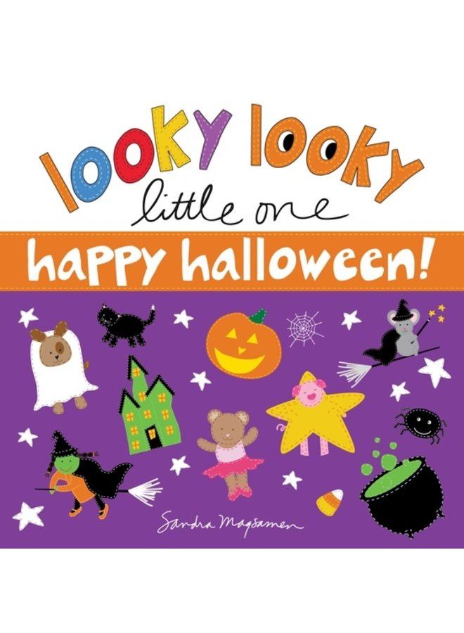 Little Happy Halloween Book