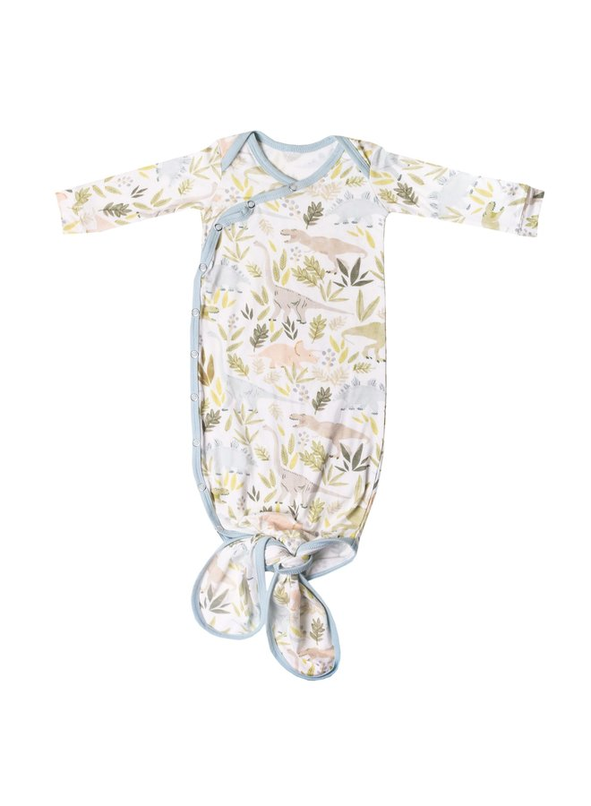 Newborn Knotted Gown