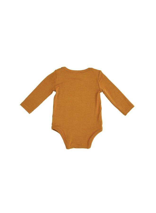 Sudan  Lap Shoulder Bodysuit