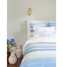 Duvet Cover  Queen Corfu Blue