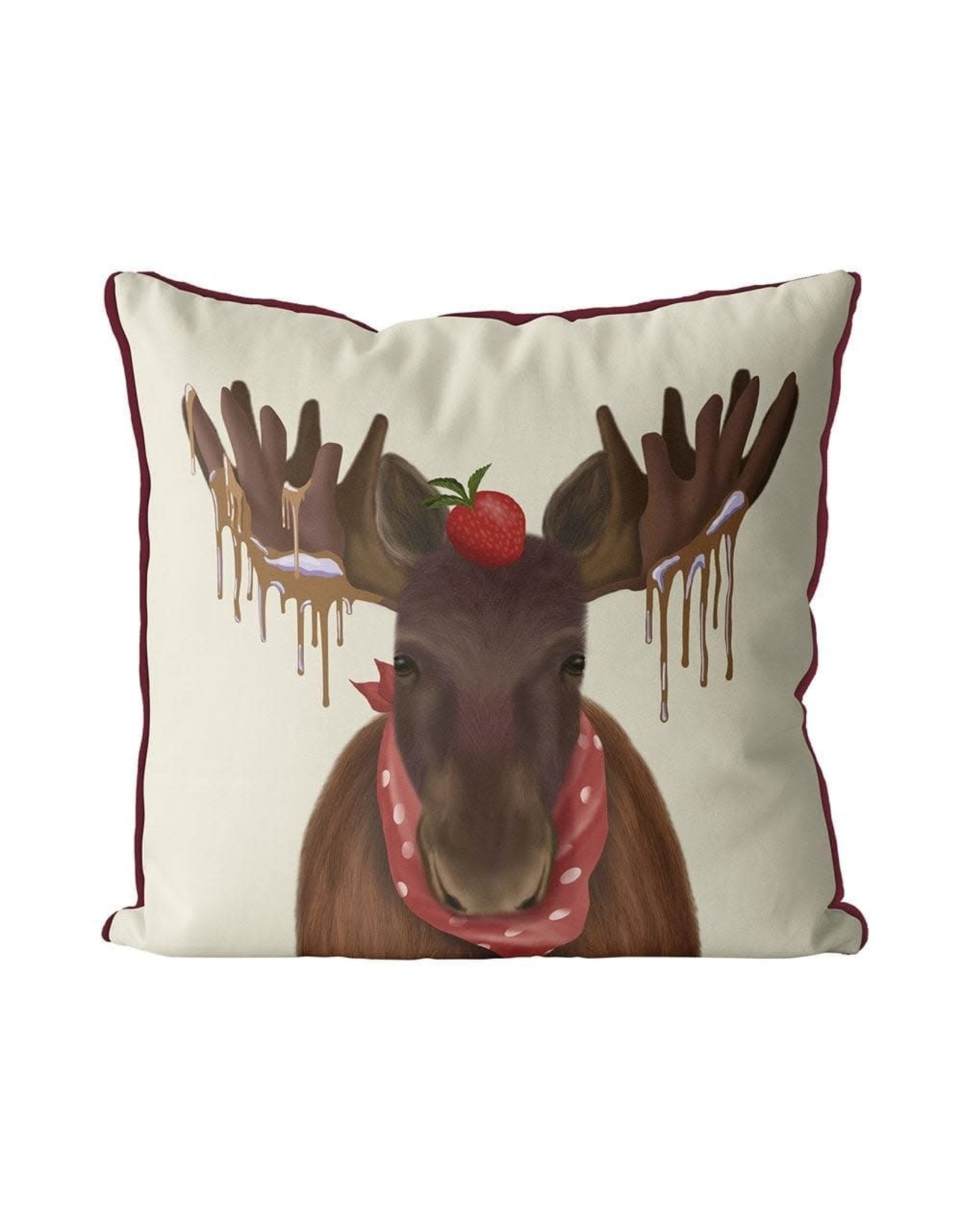 DP FF Chocolate Moose 24x24