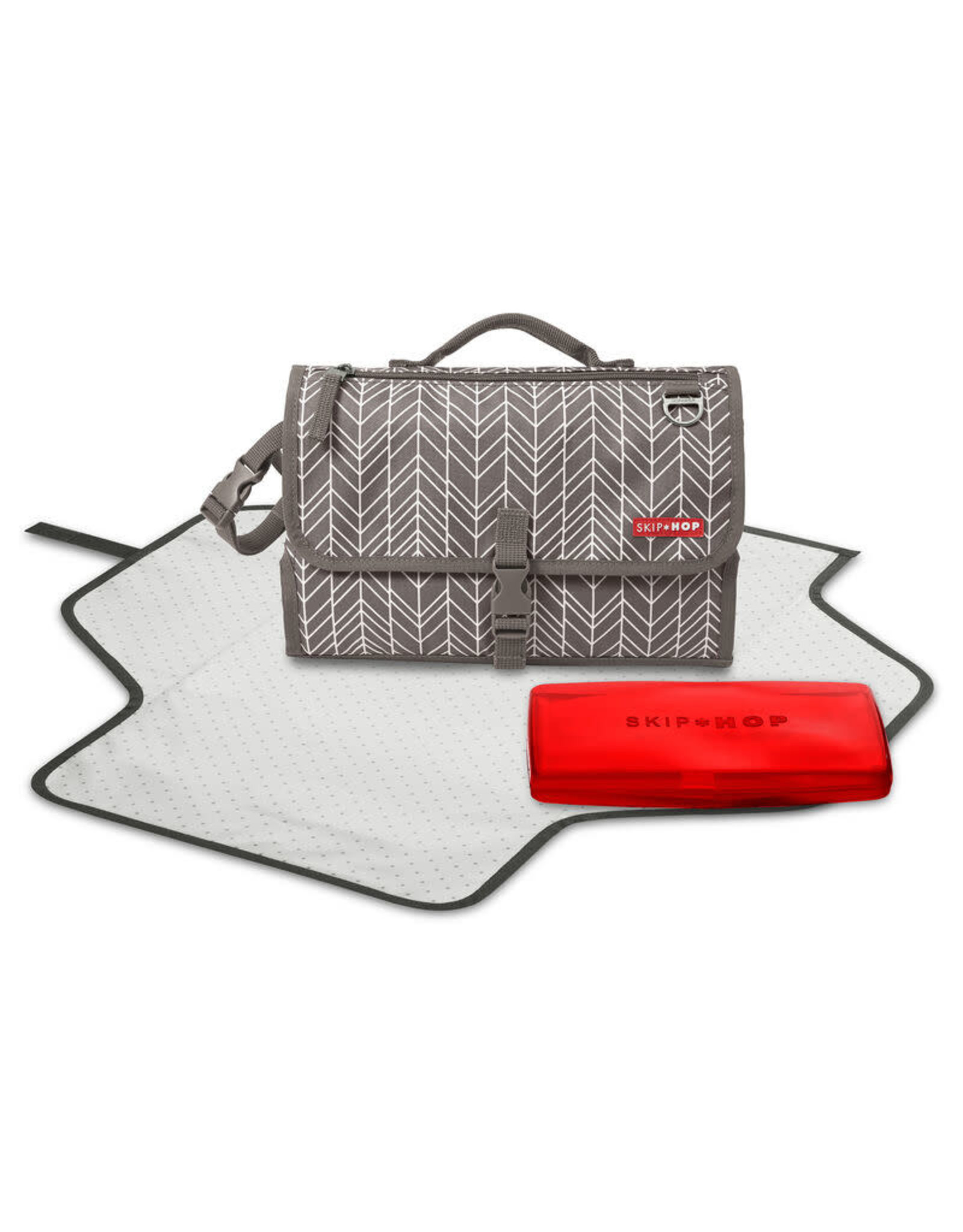 On The Go Changing Mat