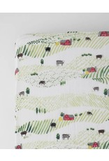 Crib Sheet Rolling Hills Muslin