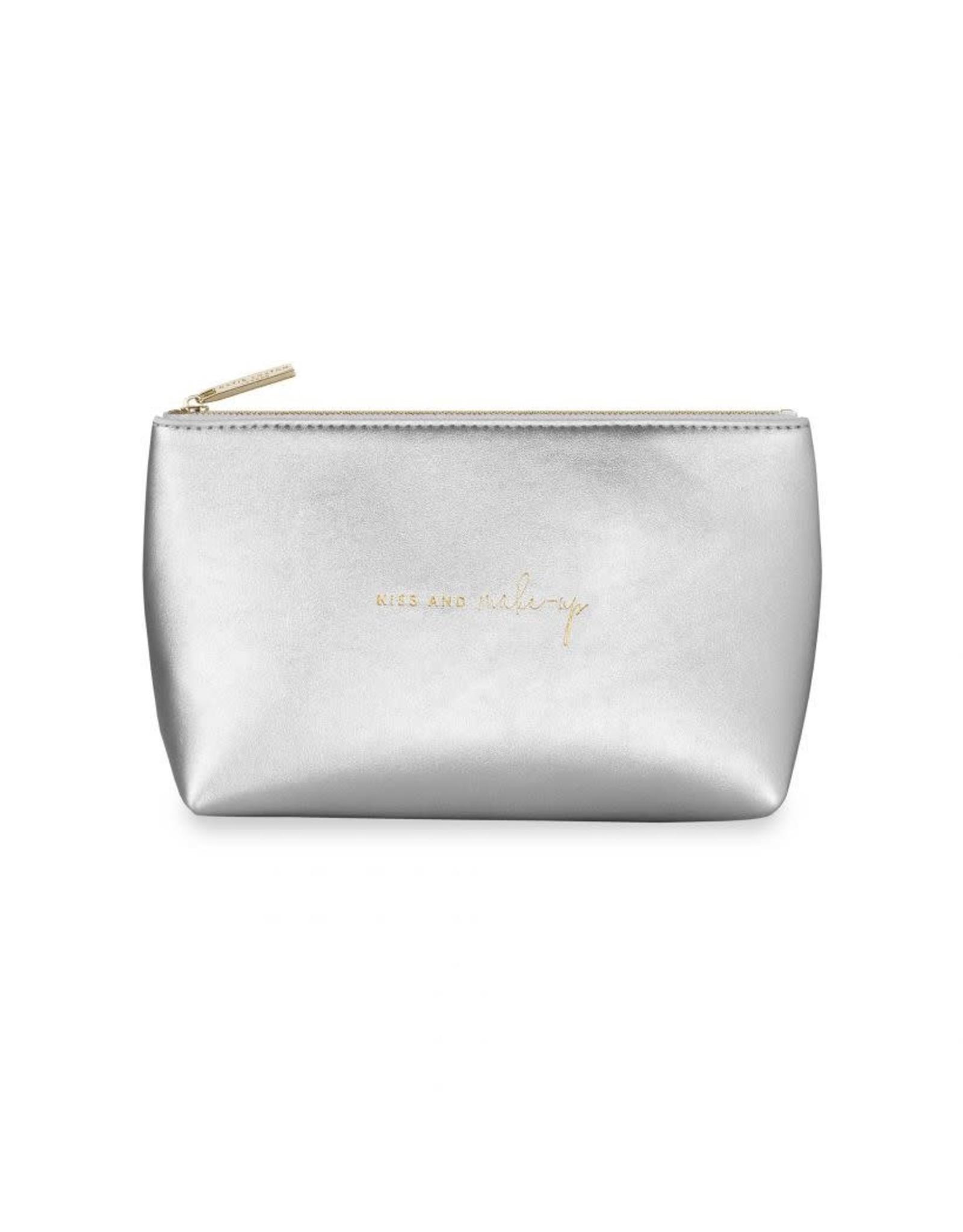Metallic Make Up Bag