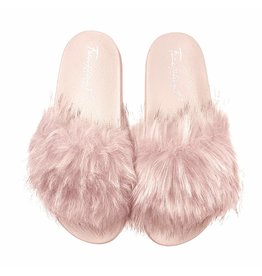 Slippers Furry Slides