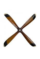 Prop Wooden Four Blade