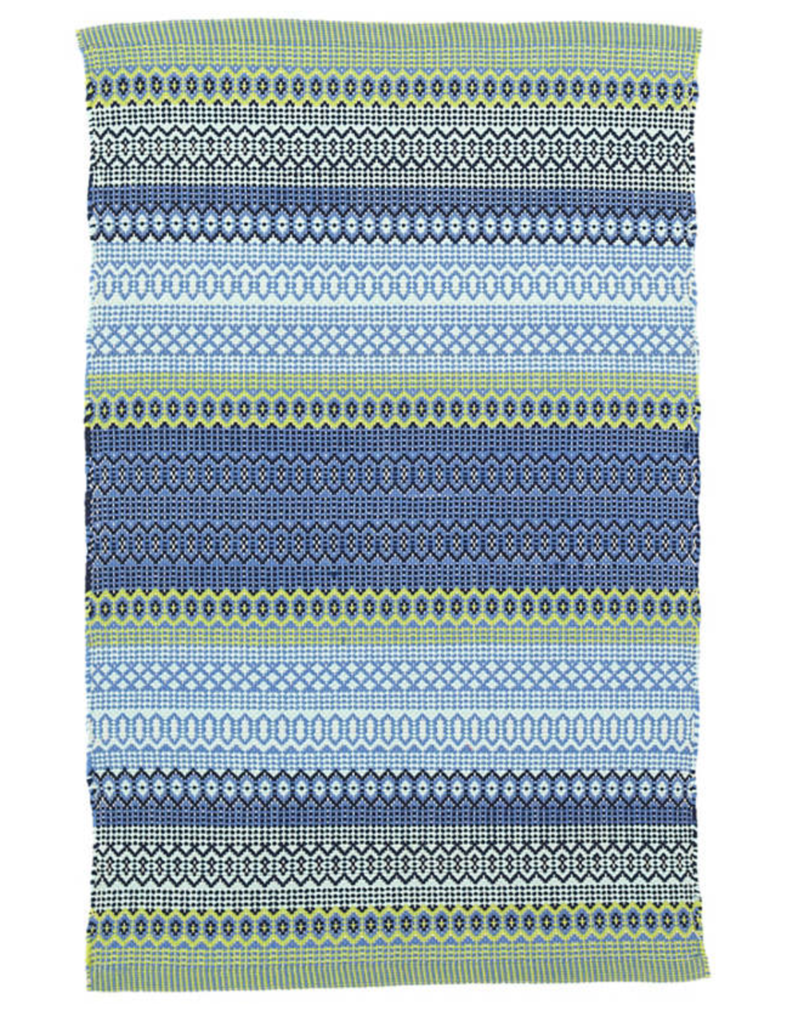 Rug Fiesta Stripe Multi 2x3