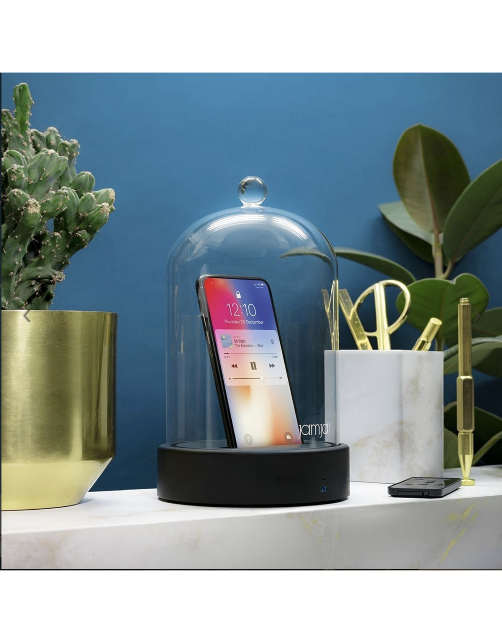Jam Jar Speaker