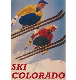 Artwork Ski Colorado