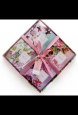 Soap x 4 Gift Set Exquisite Florals