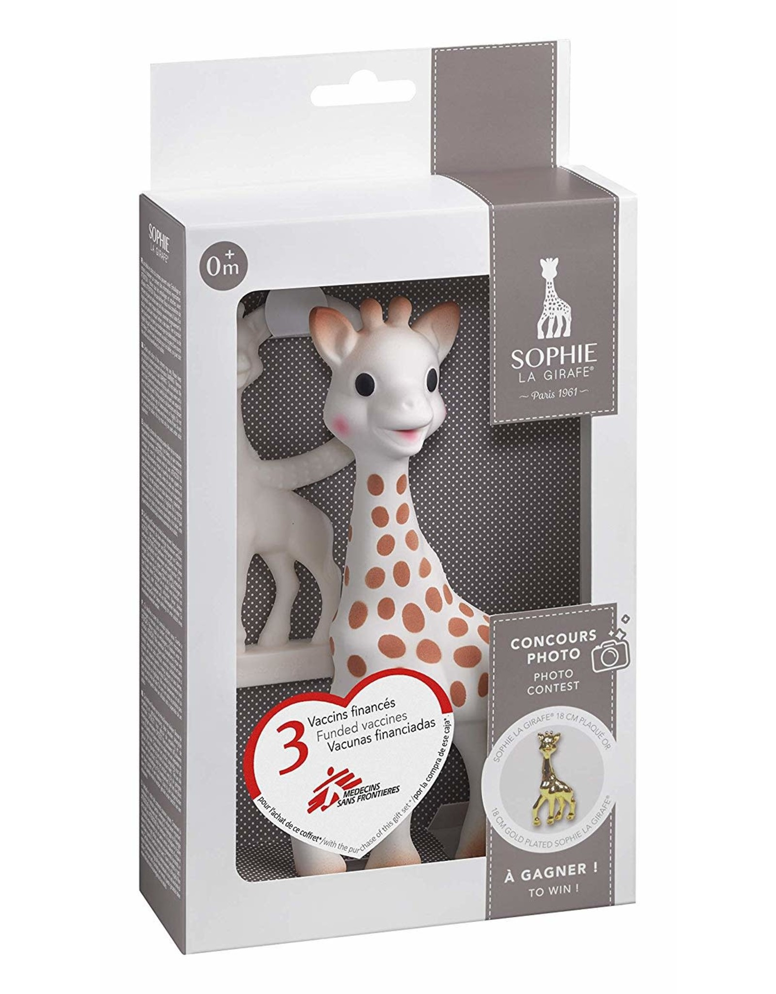 Sophie Teether Gift Set