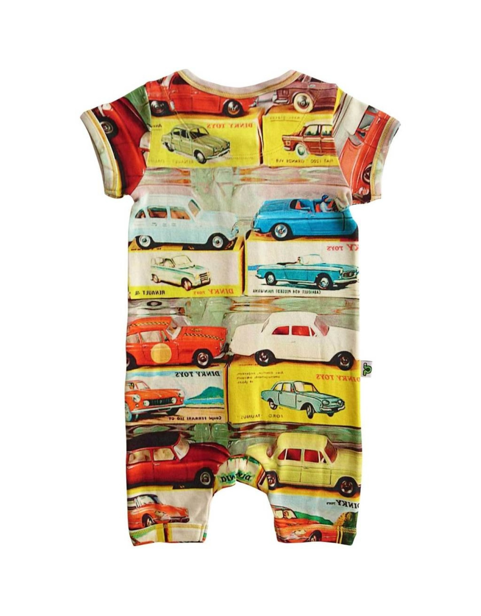 Romper (6-9) Dinky Cars SOLD