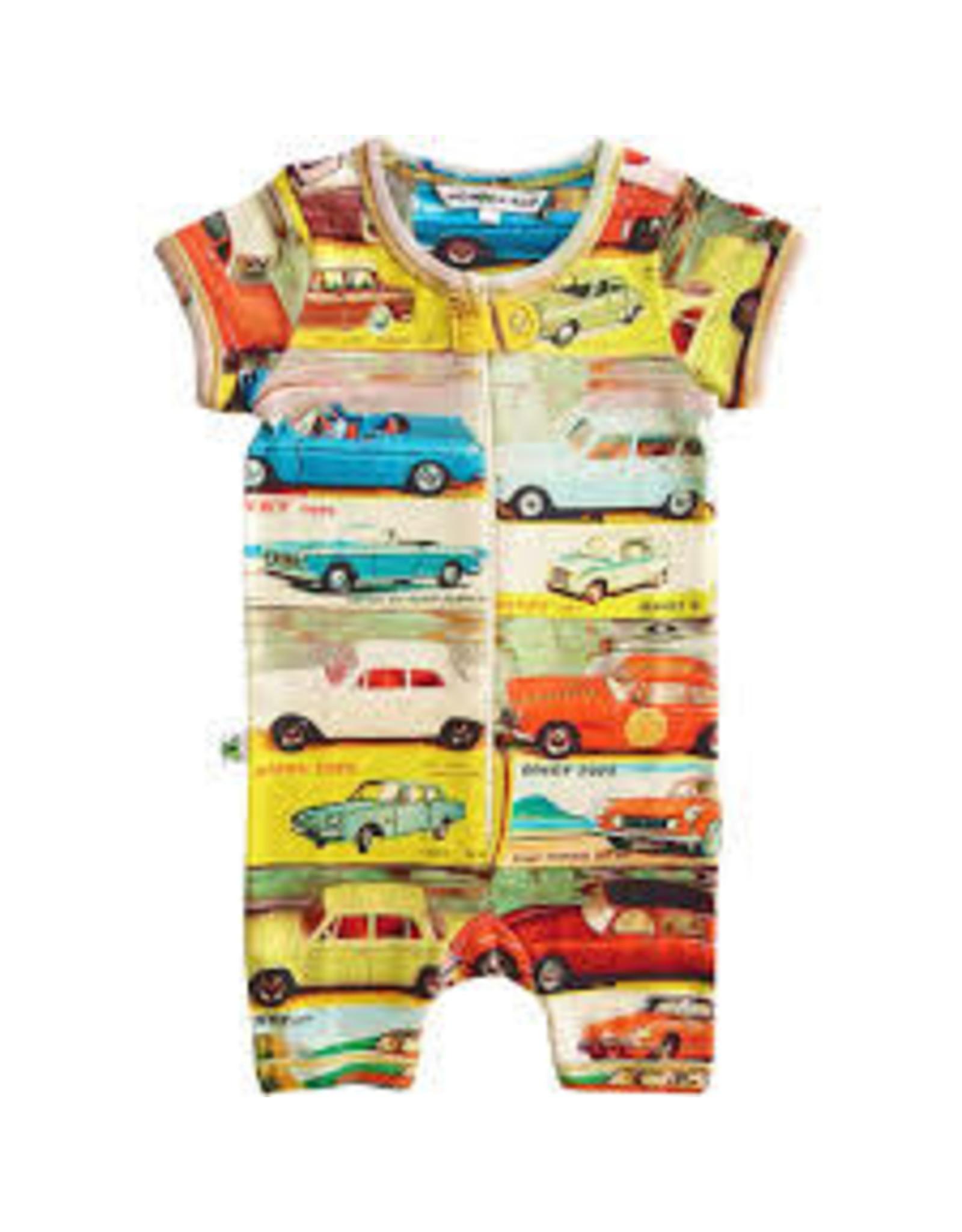 Romper (3-6) Dinky Cars