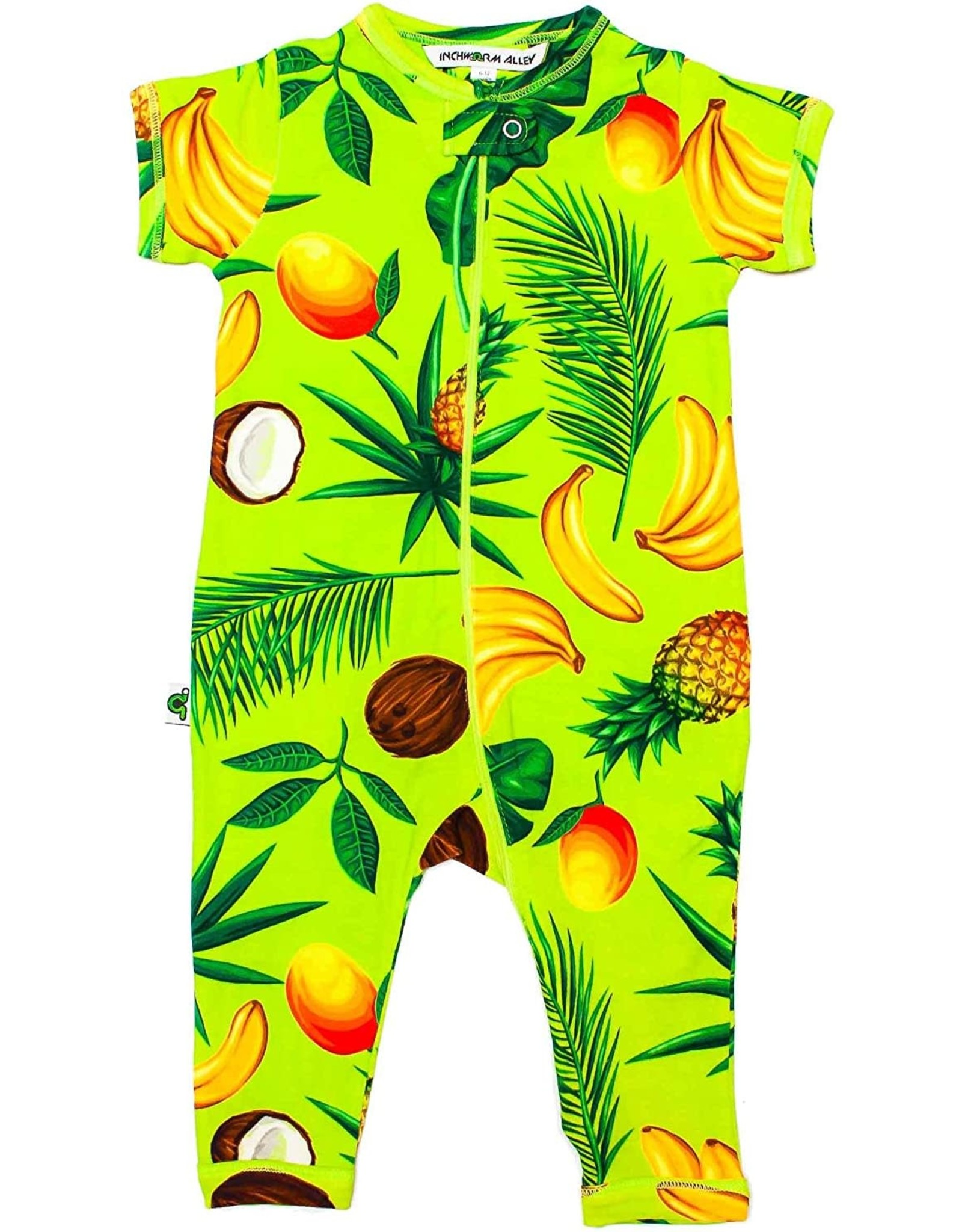 Romper Tropical Fruit