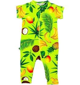 Romper Tropical Fruit