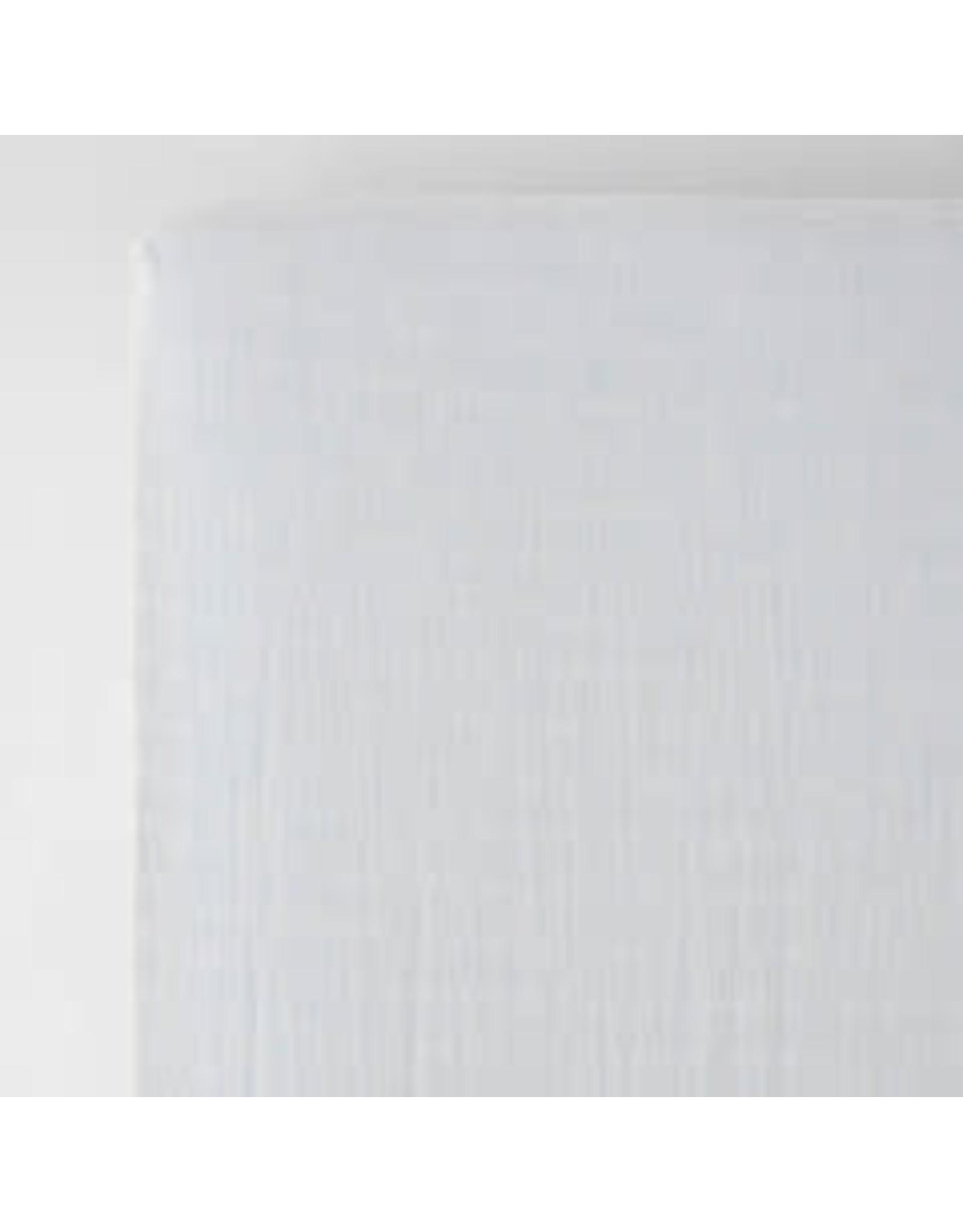 Crib Sheet Muslin White REG TA SOLD