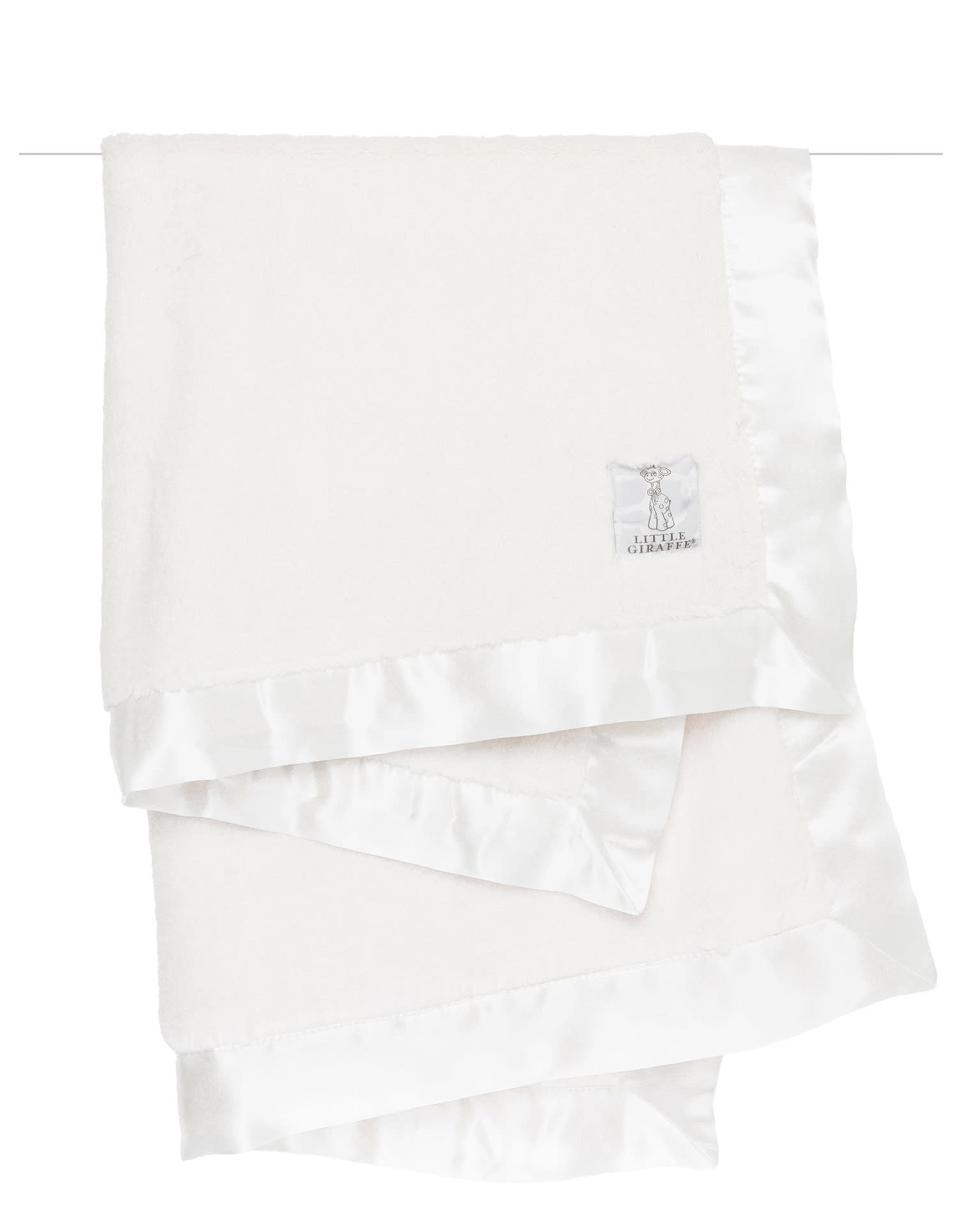 Blanket Luxe Cream MW REG SOLD