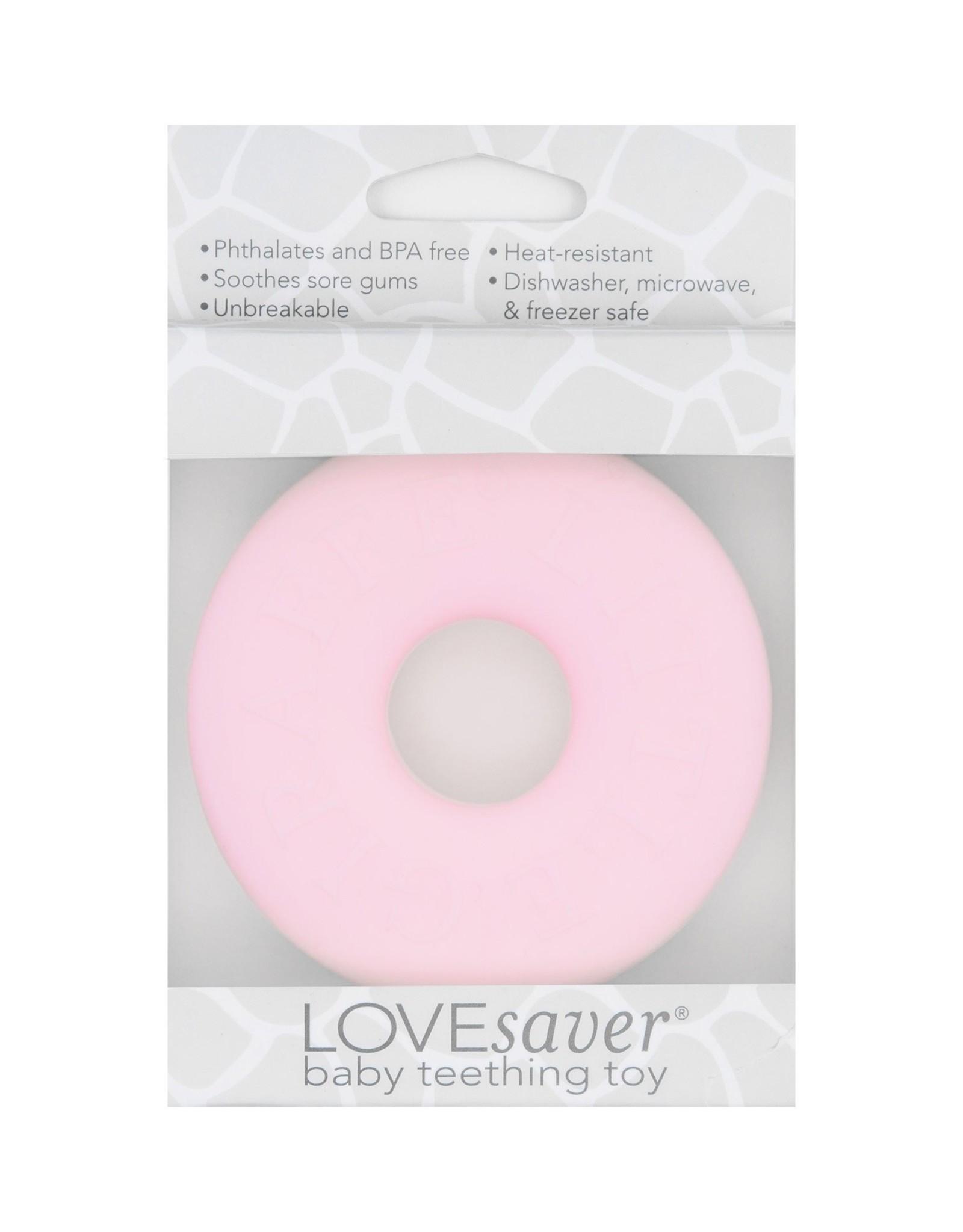 Love Teether Pink MW REG