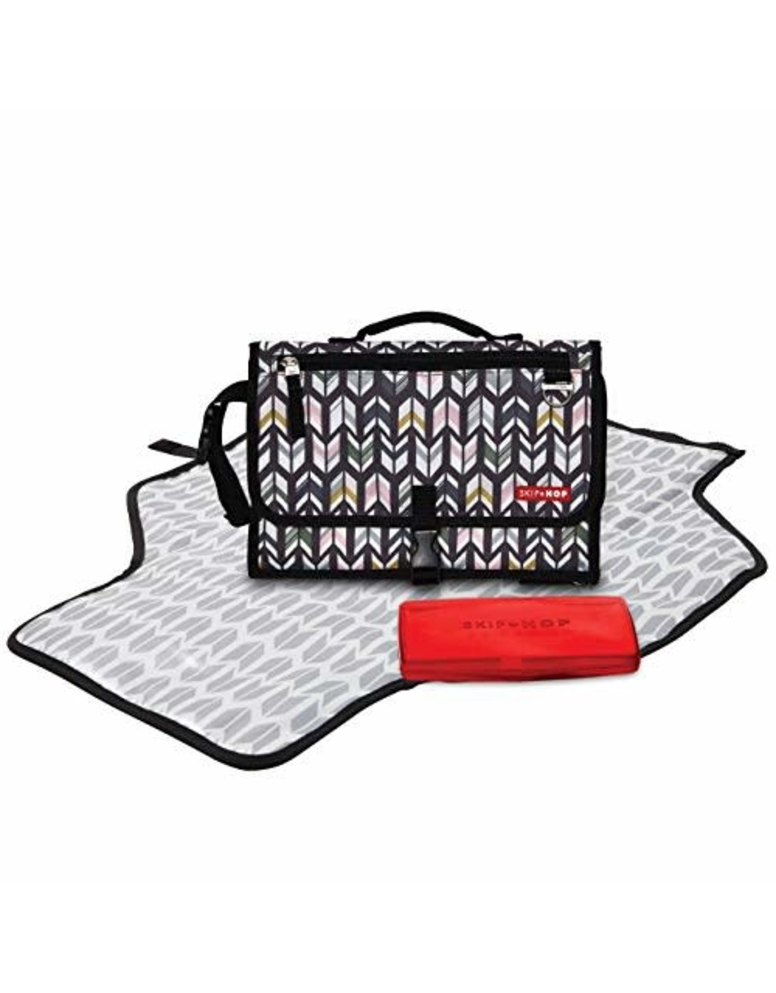 On The Go Changing Mat Arrows  ES REG