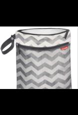 Wet Dry Bag Chevron Grey ES REG