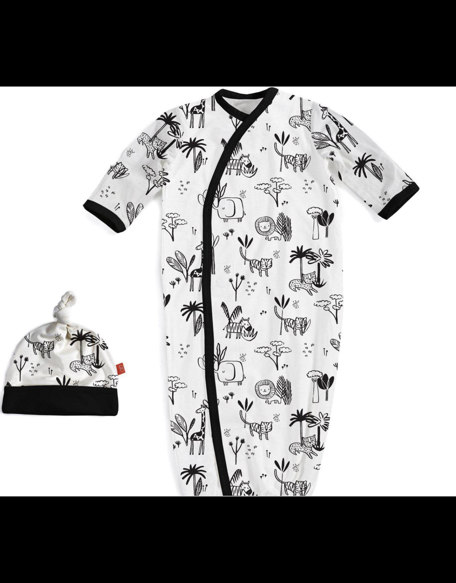 Gown Set Safari NB ES REG