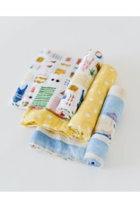 Swaddle Muslin 3 Pack