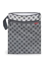 Wet Dry Bag Grey Gingham MW REG