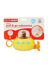 Pull & Go Submarine Monkey REG AJ