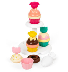 Sort and Stack Cupcakes