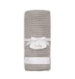 Baby Blanket Grey
