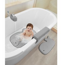 Moby Bathtime Essentials Kit Grey MP Reg