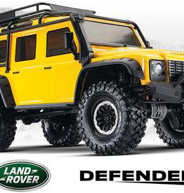 Yellow TRX-4 Crawler