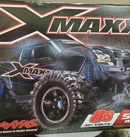 77086-4_GRN X-Maxx: Brushless Electric Monster Truck with TQi Traxxas Link Enabled 2.4GHz Radio System & Traxxas Stability Management (TSM)